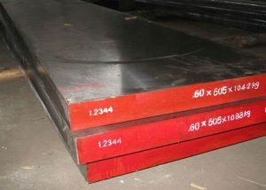 1.2344 H13 SKD61 Werkzeugstahl flach