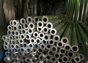 2011 2014 7005 7020 O T4 T5 T6 T6511 H12 H112 Aluminiumrohr / -rohr