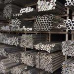 Aluminiumrohr 6082, 5083, 5086, 5052, 6063, 7075, 1100 Rohr