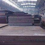 NM500 NM400 Hochfeste verschleißfeste Stahlplatte