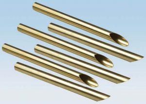 C44300 C68700 Messingrohr aus Kupferlegierung ASTM B111