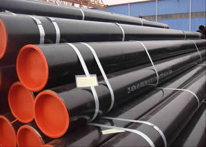 GR B, X42, X46, X56, X60, X65, X70 ERW HFI EFW Stahlrohr