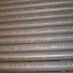 N08810 Nahtlose Rohre aus 800H-Rohr