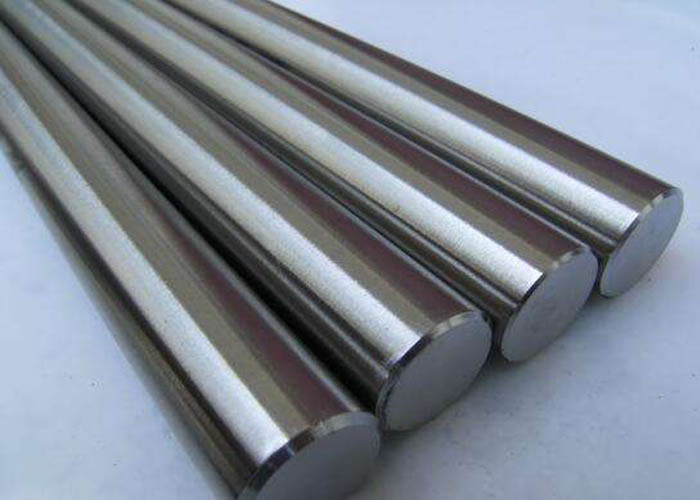 Nickel 200 Rundstab N02200 / 2.4066