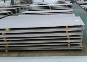 SMO 254 / UNS S31254 Bleche und Platten