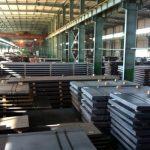 S355JR Platte aus niedriglegiertem Stahl EN10025