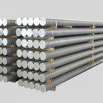 1080,2A11,3003,4A11,5754,6082,7A05 Aluminiumlegierungsstab