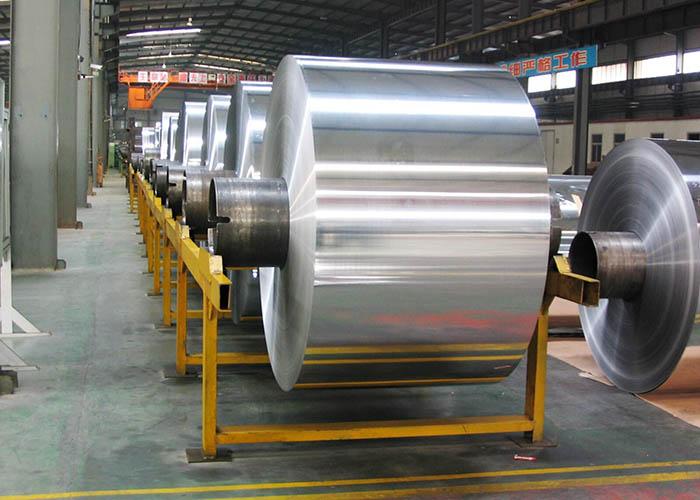 Legierte Aluminiumspule mit 1100,2024,3105,4A11,5083,6061,6082,6063,7A09