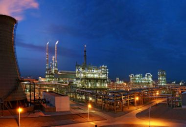 Energie- und chemische Industrie
