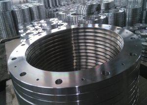 Flansch aus legiertem Stahl A182F1 / F51 F9 / F111 F221 F91