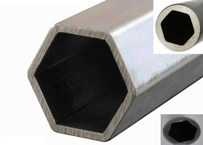 201/202/301 / 409L / 416 Sechskantrohr / -rohr aus rostfreiem Stahl
