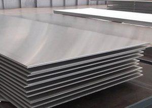 Monel 400 Platte ASTM B127 UNS N04400 Blatt