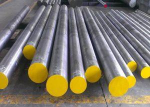 Kunststoffformstahl P20 1.2311 Rundstab aus legiertem Stahl