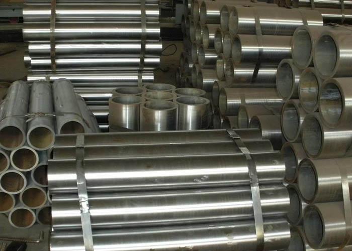 ST37.4 EN10305 Nahtloses Stahlrohr